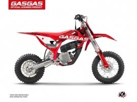 GASGAS MC-E 5 Dirt Stella Flash Graphic Kit Black