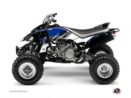 Yamaha 450 YFZ ATV Stripe Graphic Kit Blue