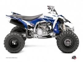 Kit Déco Quad Stripe Yamaha 450 YFZ R Bleu Nuit