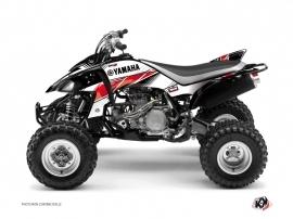 Kit Déco Quad Stripe Yamaha 450 YFZ Rouge