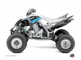 Kit Déco Quad Stripe Yamaha 700 Raptor Noir