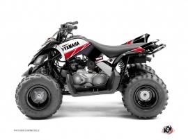 Kit Déco Quad Stripe Yamaha 90 Raptor Rouge