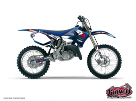 Kit Déco Moto Cross Yamaha 250 YZ Team 2B 2011