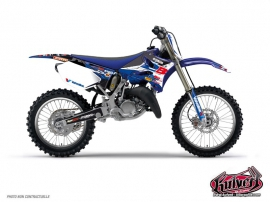 Kit Déco Moto Cross Replica Team 2b Yamaha 250 YZ 2013