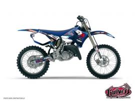Kit Déco Moto Cross Yamaha 250 YZF Team 2B 2011