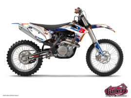 Kit Déco Moto Cross KTM 65 SX Team 2B 2013