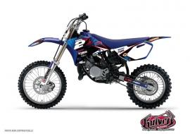 Kit Déco Moto Cross Yamaha 85 YZ Team 2B 2011