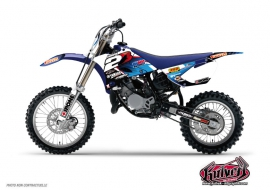Kit Déco Moto Cross Replica Team 2b Yamaha 85 YZ 2012