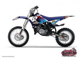 Kit Déco Moto Cross Yamaha 85 YZ Team 2B 2012