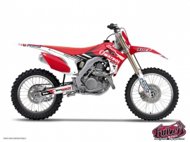Kit Déco Moto Cross Honda 250 CRF Team Luc1 2015