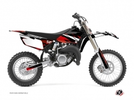 Kit Déco Moto Cross Techno Yamaha 85 YZ Rouge