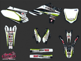 Yamaha 450 YZF Dirt Bike Replica Thomas Allier Graphic Kit 2010