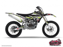 Kit Déco Moto Cross Replica Thomas Allier Yamaha 450 YZF