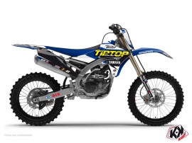 Kit Déco Moto Cross Replica Team Tip Top Yamaha 450 YZF