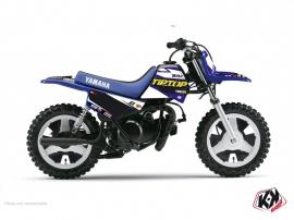 Kit Déco Moto Cross REPLICA TEAM TIP TOP Yamaha PW 80