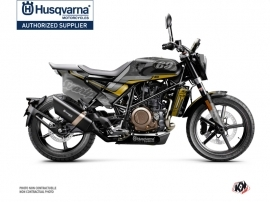 Husqvarna Svartpilen 701 Street Bike Track Graphic Kit Black