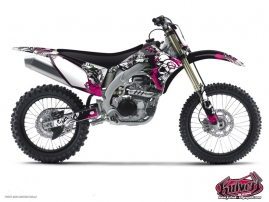 Kit Déco Moto Cross Trash Kawasaki 125 KX