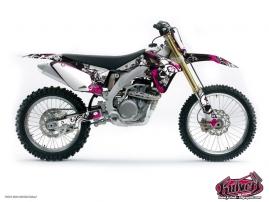 Kit Déco Moto Cross Trash Suzuki 250 RMZ
