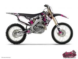 Kit Déco Moto Cross Trash Honda 450 CRF