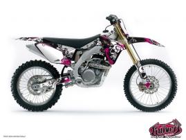 Kit Déco Moto Cross Trash Suzuki 450 RMZ