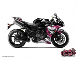 Yamaha R1 Street Bike Trash Graphic Kit