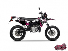 MBK Xlimit 50cc Trash Graphic Kit