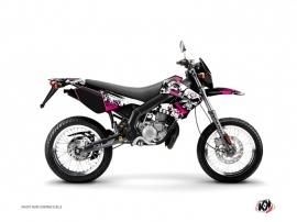 Kit Déco 50cc Trash Derbi Xtreme / Xrace Rose