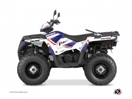 Kit Déco Quad Vintage Polaris 570 Sportsman Forest Bleu