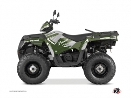 Kit Déco Quad Vintage Polaris 570 Sportsman Forest Vert