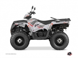 Kit Déco Quad Vintage Polaris 570 Sportsman Touring Gris