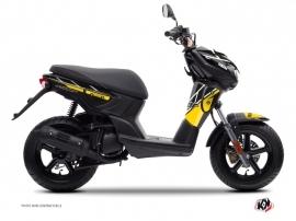 Kit Déco Scooter VINTAGE YAMAHA Yamaha Slider Jaune