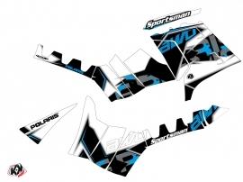 Kit Déco Quad Visor Polaris 550-850-1000 Sportsman Forest Bleu