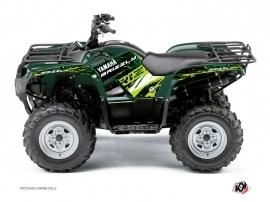 Kit Déco Quad Wild Yamaha 450 Grizzly Vert