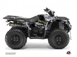 Kit Déco Quad Wild Yamaha 450 Kodiak Gris