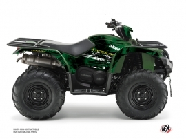 Kit Déco Quad Wild Yamaha 450 Kodiak Vert