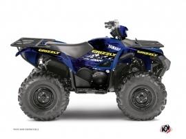 Kit Déco Quad Wild Yamaha 700-708 Grizzly Bleu