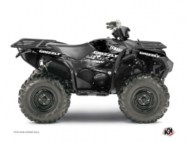 Kit Déco Quad WILD Yamaha 700-708 Grizzly Gris