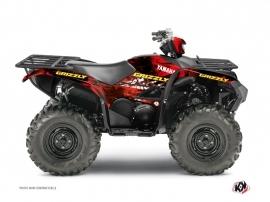 Kit Déco Quad Wild Yamaha 700-708 Grizzly Rouge