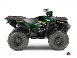 Kit Déco Quad Wild Yamaha 700-708 Grizzly Vert
