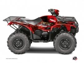 Kit Déco Quad Wild Yamaha 700-708 Kodiak Rouge
