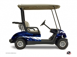 Yamaha G 29 Golf Wild Graphic Kit Blue