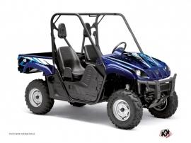 Kit Déco SSV Wild Yamaha Rhino Bleu