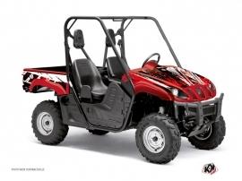 Kit Déco SSV Wild Yamaha Rhino Rouge