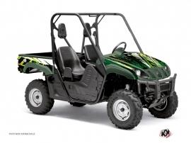 Kit Déco SSV Wild Yamaha Rhino Vert