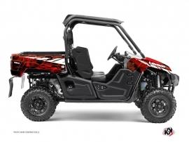 Kit Déco SSV WILD Yamaha Viking Rouge