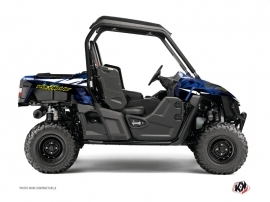 Kit Déco SSV Wild Yamaha Wolverine R Bleu