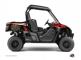 Kit Déco SSV Wild Yamaha Wolverine R Rouge
