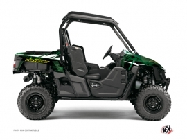 Kit Déco SSV Wild Yamaha Wolverine-R Vert