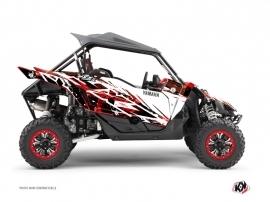 Kit Déco SSV Wild Yamaha YXZ 1000 R Rouge