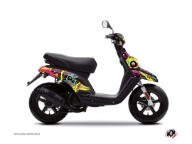 Kit Déco Scooter Zombies Colors Yamaha BWS